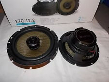 SAAB 900 CLASSIC CONVERTIBLE REAR SPEAKERS GOOD STRONG BASS