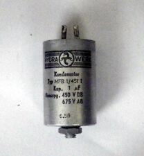 Non polarizzata condensatore 1uF 450V utilizzo