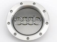 1x NEUF AUDI A8 RS 146mm ALUMINIUM CENTRE DE ROUE CACHE JANTE MOYEUX 8D0601165K
