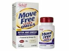 Schiff Move Free Ultra Omega Joint Supplement with Omega 3 Krill Oil 30 softgel