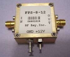 Frequency Prescaler DC-12.0GHz Div 8, FPS-8-12, New,SMA