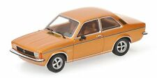 Opel Kadett C Berlina 1978 Gold Metallic 1:43 Model 400048100 MINICHAMPS