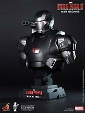 SIDESHOW MARVEL: Iron Man 3: War Machine 1:4 Bust