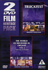Truckfest & World of Mechanical Organs v1 DVD Double
