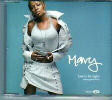 (DO82) Mary, Love @ 1st Sight Featuring Method Man - 2003 CD