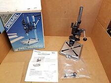 One Dremel Moto Tool Deluxe Drill Press Stand Model 212    New old Stock