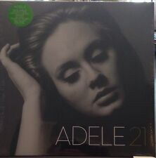 Adele - 21 LP [Vinyl New]  Rolling in the Deep, Someone Like You, Rumour Has It