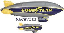 """New Style GOODYEAR Blimp Inflatable LOT 33"""" 12"""" Man Cave, Scenery for Slot Cars"""