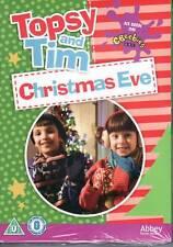 TOPSY AND TIM - CHRISTMAS EVE - DVD - Brandneu & Versiegelt