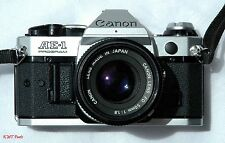 Canon AE-1 Program 35mm Camera with 50mm f1.8 Lens Very Good Conditions