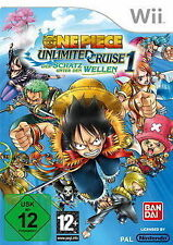 Nintendo Wii Spiel ***** One Piece Unlimited Cruise 1 *******************NEU*NEW