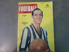 Football Monthly September 1959