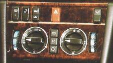 MERCEDES  W210 W124 W202 W208 SLK CLK  CHROM ZIERRINGE METAL