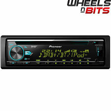 Pioneer deh-x7800dab CD mp3 Bluetooth Auto Stereo Sintonizzatore DAB + iPhone Android pronto