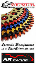 Renthal Special Coloured Rear Sprocket 33-46 Teeth Aprilia 750 Shiver 2007-2013