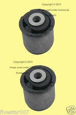 2 OEM Rear Subframe Front position Mounts Bushing Set for Audi a4 quattro s4 rs4