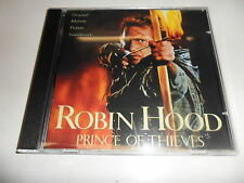CD  Soundtrack  -  Michael Kamen - Robin Hood - Prince of Thieves