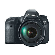 Canon EOS 6D Digital SLR DSLR Camera + EF 24-105mm f/4L IS USM Lens