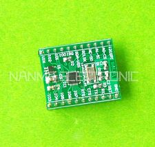 Breakout Board for SC16IS750 I2C/SPI to UART IC Arduino compatible 51 Code