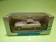 MINICHAMPS  1:43  MERCEDES BENZ  350SL  HARD TOP - GOOD CONDITION IN BOX