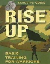 Rise Up : Basic Training for Warriors by Ron Luce (2006, CD / Paperback, Leader…