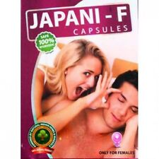Herbal Japani- F Capsules for Female Sex Drive Libido Enhancer To Sex Desire