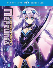 Hyperdimension Neptunia: Animation - Comp & Ova [Blu-ray + DVD] NEW
