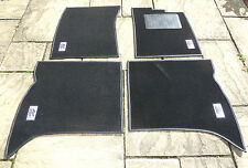 """ROLLS ROYCE SILVER SHADOW NEW OVERMAT CARPETS WITH """"RR"""" LOGOS"""