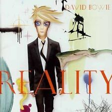 Reality by David Bowie (CD, Aug-2003, CBS Records)