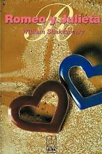 Romeo y Julieta by William Shakespeare (2000, Paperback)