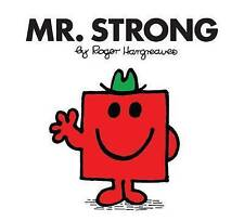 """Mr. Strong (Mr. Men Classic Library) Hargreaves, Roger """"AS NEW"""" Book"""