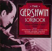 THE GERSHWIN SONGBOOK - EMBRACEABLE YOU (NEW SEALED CD)