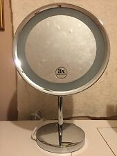 Lighted Counter Top Makeup Mirror, By Electric Mirror Co.