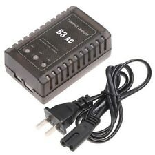 RC B3 AC 2S-3S 7.4V 11.1V Lipo Battery Balancer Charger 110V-240V