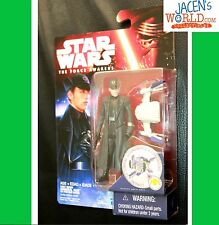 """General Hux The Force Awakens Action Figure Star Wars 3.75"""" Hasbro"""