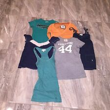 Abercrombie and Fitch Womens SM Lot 6 T-Shirts