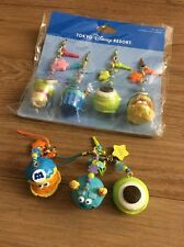 Tokyo Disney Resort Monsters inc Food Themed Phone Charms Disneyland