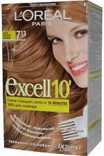 L'Oreal Excell 10' Hair Colourant -7.13-Dark Frosted Blonde