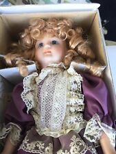 Kingstate Doll-ALEXANDRA-Porcelin Doll with COA-136/3500