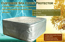 hot tub cover guard  215x215x90cm(7f )  spa cover cap fits,jacuzzi,hotspring
