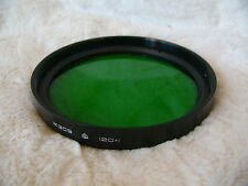 Ø120mm size M120x1  lens filter (for MTO 1000) MINT *3C9 120MM 120mm GREEN