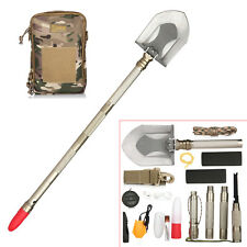 Compact Multi-Function Shovel for Camping Hiking Survival Tool Sports Outdoor
