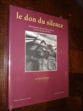 LE DON DU SILENCE - Patrimoine de l'Aisne - Livre + CD - 1995 - Picardie b