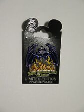 Disney Pin Chernabog Happy Halloween Cast Exclusive 2012 Le 1500 WDW DLR