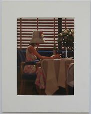"""Days Of Wine And Roses by Jack Vettriano Mounted Art Print 10"""" x 8"""""""