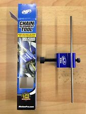 MOTION PRO CHAIN & SPROCKET ALIGNMENT ADJUSTMENT TOOL  MX OFF ROAD  BIKE TOOL