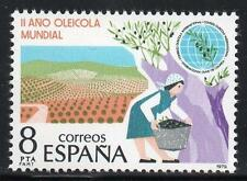 SPAIN MNH 1979 SG2605  International Olive Oil Year