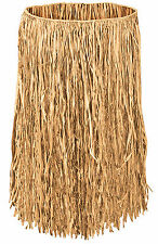 CHILD RAFFIA PALM FIBER HULA SKIRT LUAU HAWAIIAN PARTY CHILDREN FAST SHIPPING!!