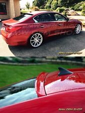 2014 15 ALL COLOR PAINTED K-STYLE VISOR ROOF SPOILER WING for INFINITI Q50