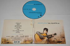 PASCALE PICARD - ME, MYSELF & US - MUSIC CD RELEASE YEAR:2007